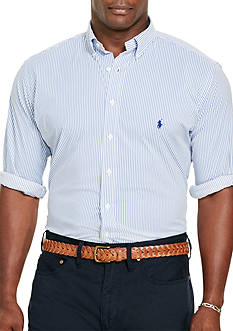 Polo Ralph Lauren Big & Tall Twill Shirt