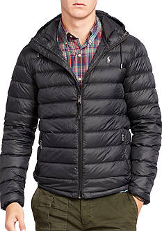 Polo Ralph Lauren Big & Tall Packable Down Jacket