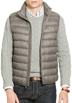 Polo Ralph Lauren Big & Tall Packable Down Vest