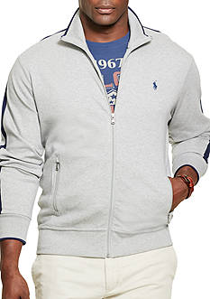 Polo Ralph Lauren Big & Tall Cotton Interlock Jacket