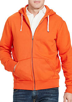 Polo Ralph Lauren Big & Tall Cotton-Blend-Fleece Hoodie
