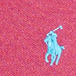 Big and Tall Polo Shirts: Solid: New Cranberry Heather Polo Ralph Lauren Big & Tall Classic-Fit Mesh Polo Shirt