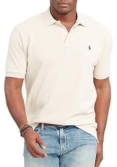 Polo Ralph Lauren Big & Tall Classic-Fit Mesh Polo Shirt