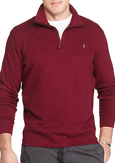 Polo Ralph Lauren Big & Tall Ribbed Cotton Pullover