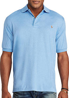 Polo Ralph Lauren Big & Tall Classic-Fit Pima Cotton Polo