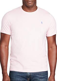 Polo Ralph Lauren Big & Tall Cotton Jersey Crew Neck T-Shirt