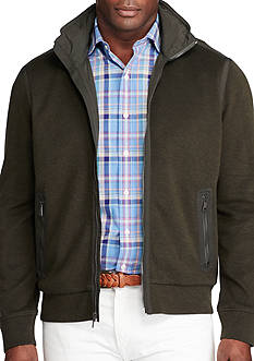 Polo Ralph Lauren Big & Tall Cotton-Blend Hooded Jacket