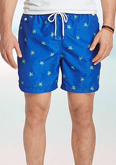 Polo Ralph Lauren Big & Tall Traveler Swim Trunks