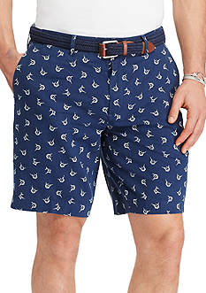 Polo Ralph Lauren Big & Tall Classic Fit Linen-Blend Shorts