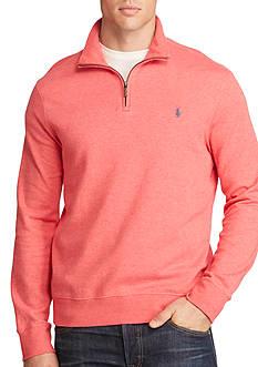 Polo Ralph Lauren Big & Tall Cotton-Blend Jersey Pullover