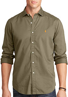 Polo Ralph Lauren Big & Tall Twill Estate Shirt