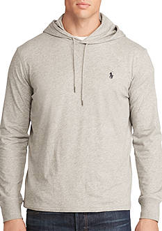 Polo Ralph Lauren Big & Tall Featherweight Pima Hoodie