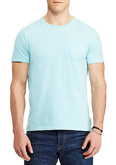 Polo Ralph Lauren Big & Tall Cotton Jersey Pocket T-Shirt