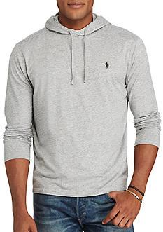 Polo Ralph Lauren Big & Tall Cotton Jersey Hooded T-Shirt