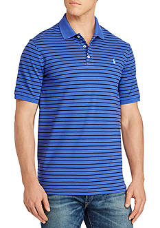Polo Ralph Lauren Big & Tall Classic Fit Stretch Mesh Polo Shirt