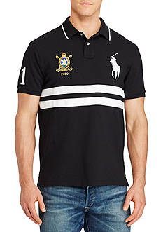 Polo Ralph Lauren Big & Tall Classic Fit Big Pony Polo Shirt
