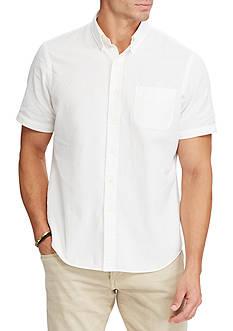 Polo Ralph Lauren Big & Tall Classic Fit Seersucker Shirt