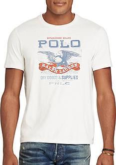 Polo Ralph Lauren Big & Tall Standard Fit Cotton T-Shirt