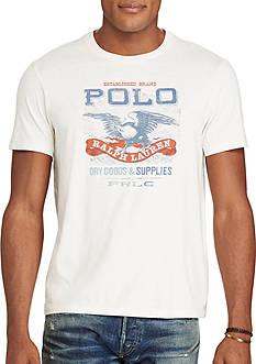 Polo Ralph Lauren Big & Tall Standard Fit Cotton T-Shirt