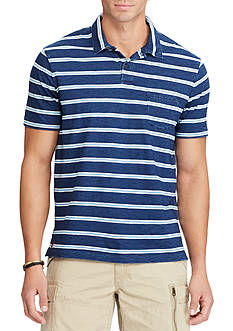 Polo Ralph Lauren Big & Tall Classic Fit Cotton Jersey Polo