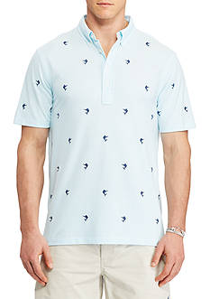Polo Ralph Lauren Big & Tall Hampton Embroidered Shirt
