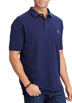 Polo Ralph Lauren Big & Tall Classic Fit Mesh Polo