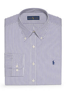 Polo Ralph Lauren Striped Poplin Dress Shirt