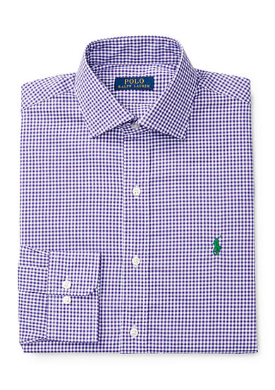 Polo Ralph Lauren Gingham Regent Dress Shirt
