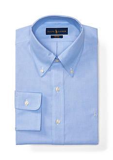 Polo Ralph Lauren Non-Iron Cotton Oxford Dress Shirt
