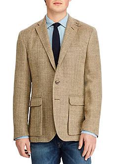 Polo Ralph Lauren Linen-Silk Herringbone Morgan Sport Coat