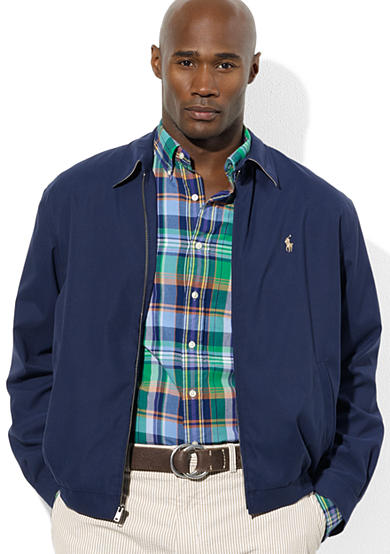 Polo Ralph Lauren Big & Tall Classic Windbreaker