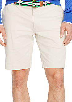 Polo Ralph Lauren Tailored Fit Stretch Shorts