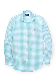 Polo Ralph Lauren Estate Gingham Cotton Shirt