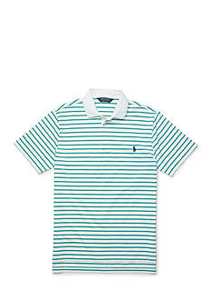 Polo Ralph Lauren Custom Fit Performance Lisle Polo Shirt