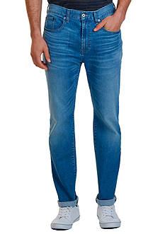 Nautica Straight Fit Pure Blue Wash Jean