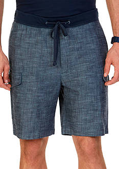 Nautica Modern-Fit Drawstring Shorts