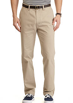 Nautica Big & Tall True Khaki Twill Pant