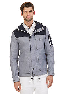 Nautica Modern Heirloom Parka Jacket