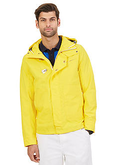 Nautica Solid Fisherman Jacket