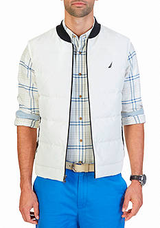 Nautica Quilted Down Vest