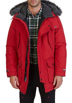 Nautica Hooded Parka Jacket