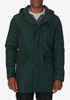 Nautica Hooded Lightweight Parka Jacket