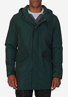 Nautica Hooded Lightweight Parka Jacket