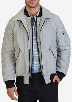 Nautica Military Bomber Jacket