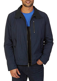 Nautica Water Repellent Bomber Jacket