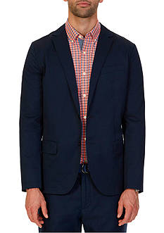 Nautica Cotton Twill Blazer