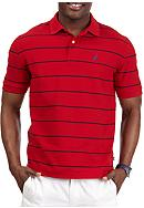 Nautica Short Sleeve Striped Performance Deck