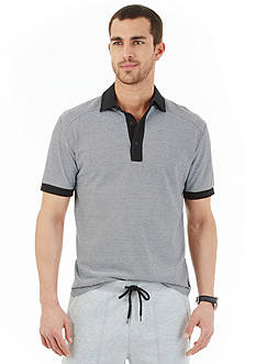 Nautica Short Sleeve Raglan Polo Shirt