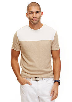 Nautica Slim-Fit Colorblock Tee