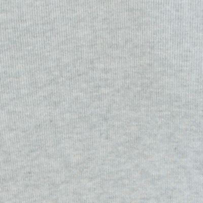 White Sweaters for Men: Gray Heather Nautica Windward Half-Zip Pullover